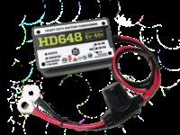 Batterij desulfatoren HD648 Battery desulfators désulfateurs