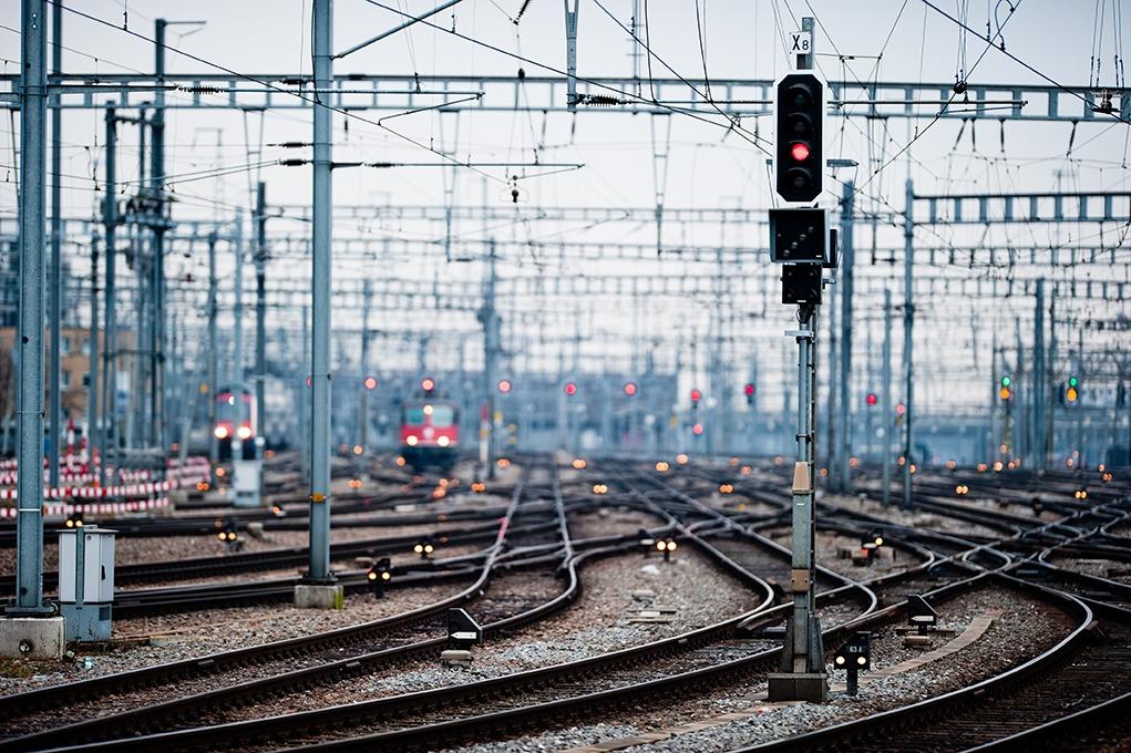 spoorwegen railways Chemins de fer Eisenbahn