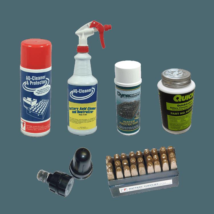 Battery onderhoud battery maintenance entretien