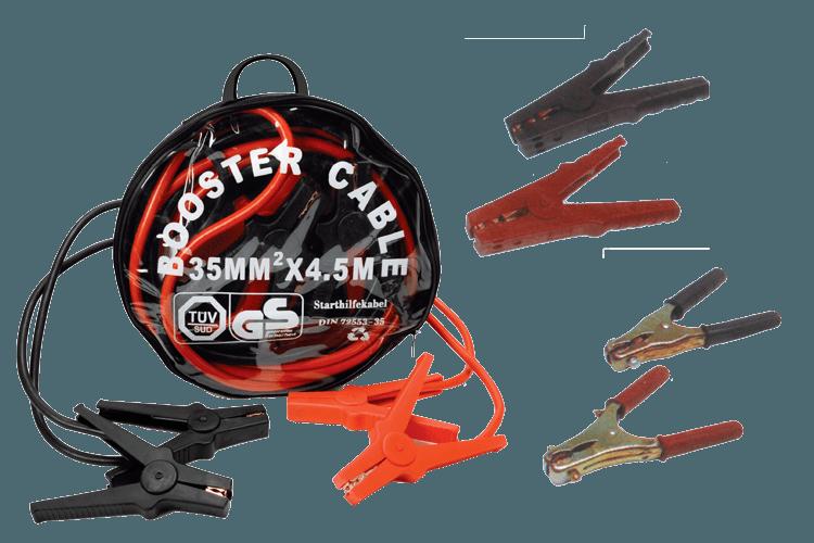 Kabels & klemmen cables & clamps