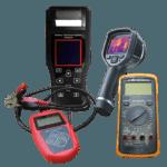 meet-en testapparatuur Appareils de mesure et de test