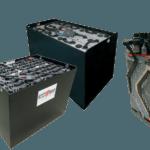 tractie traction tractiebatterijen