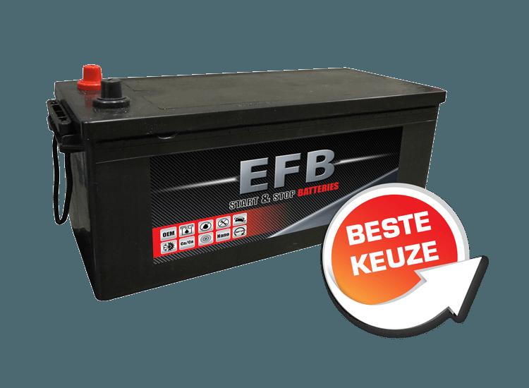 Xtreme start-stop EFB start
