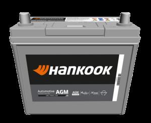 Hankook startbatterijen start batteries de démarrage Aux