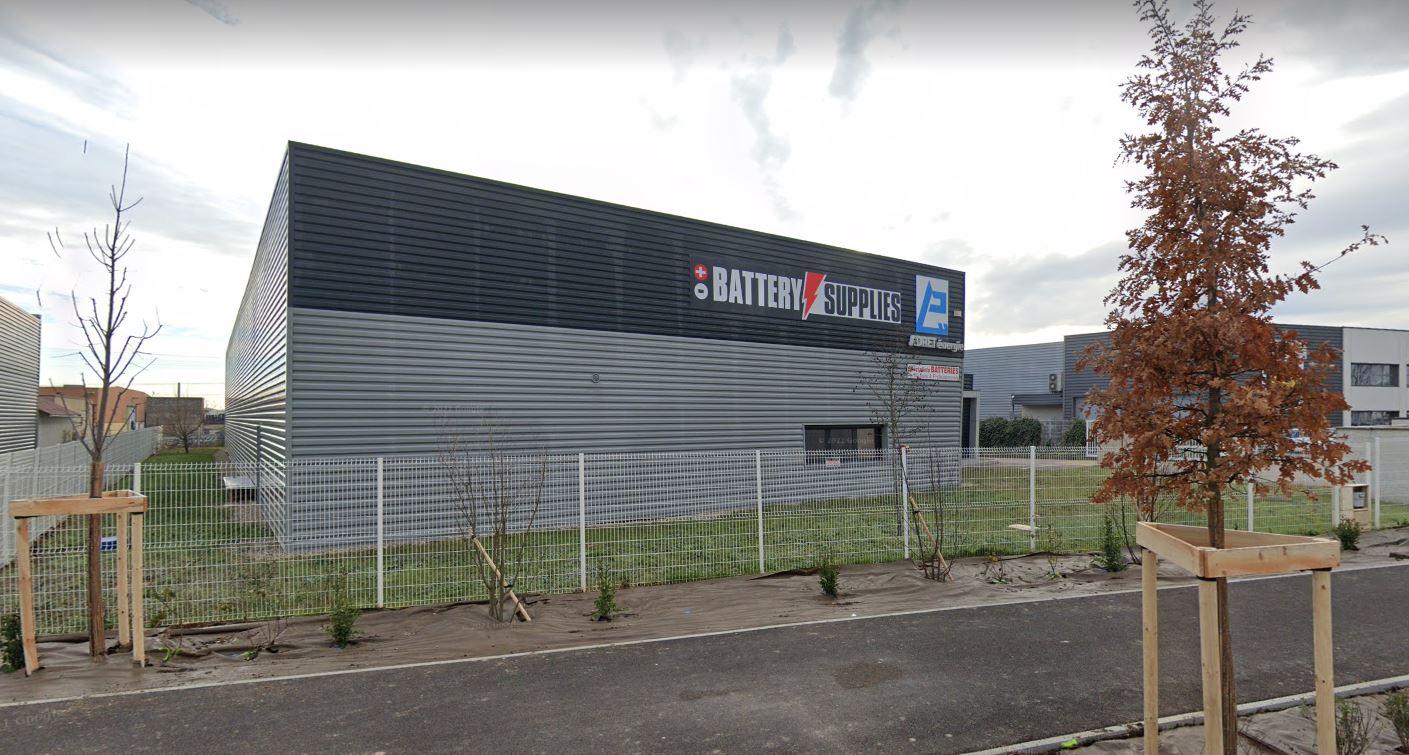 Adret - Battery Supplies France