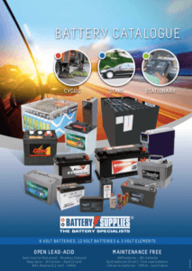 Battery catalogue downloads