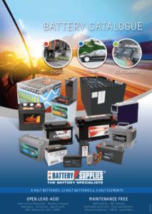 Battery catalogue downloads