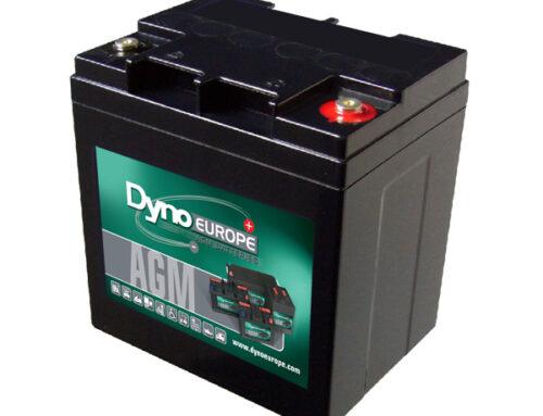 DAB12-28EV: Batterie für Elektrohubwagen EPT16 / 20-ET