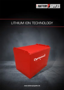 Brochure lithium-ion technology
