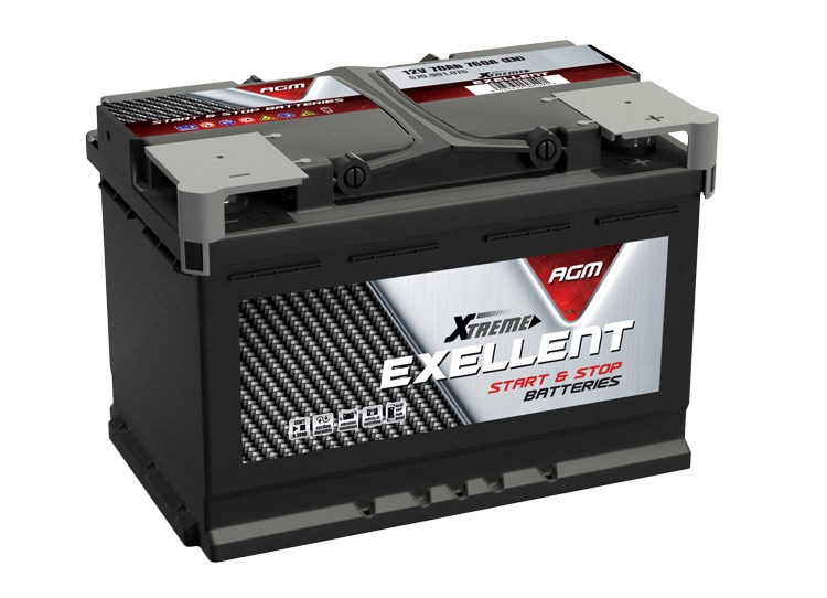 Xtreme Exellent AGM Start/stop