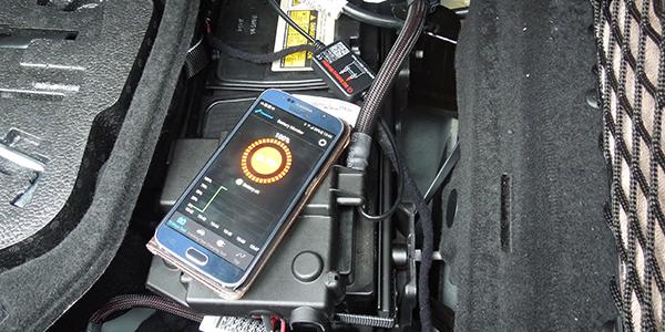 Analyseer en test uw startbatterijen