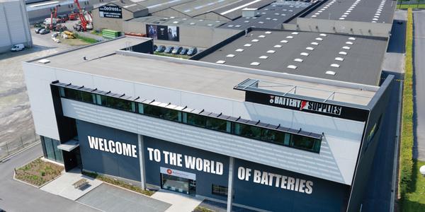 Battery Supplies gebouw