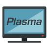 TV Plasma calculatrice solaire